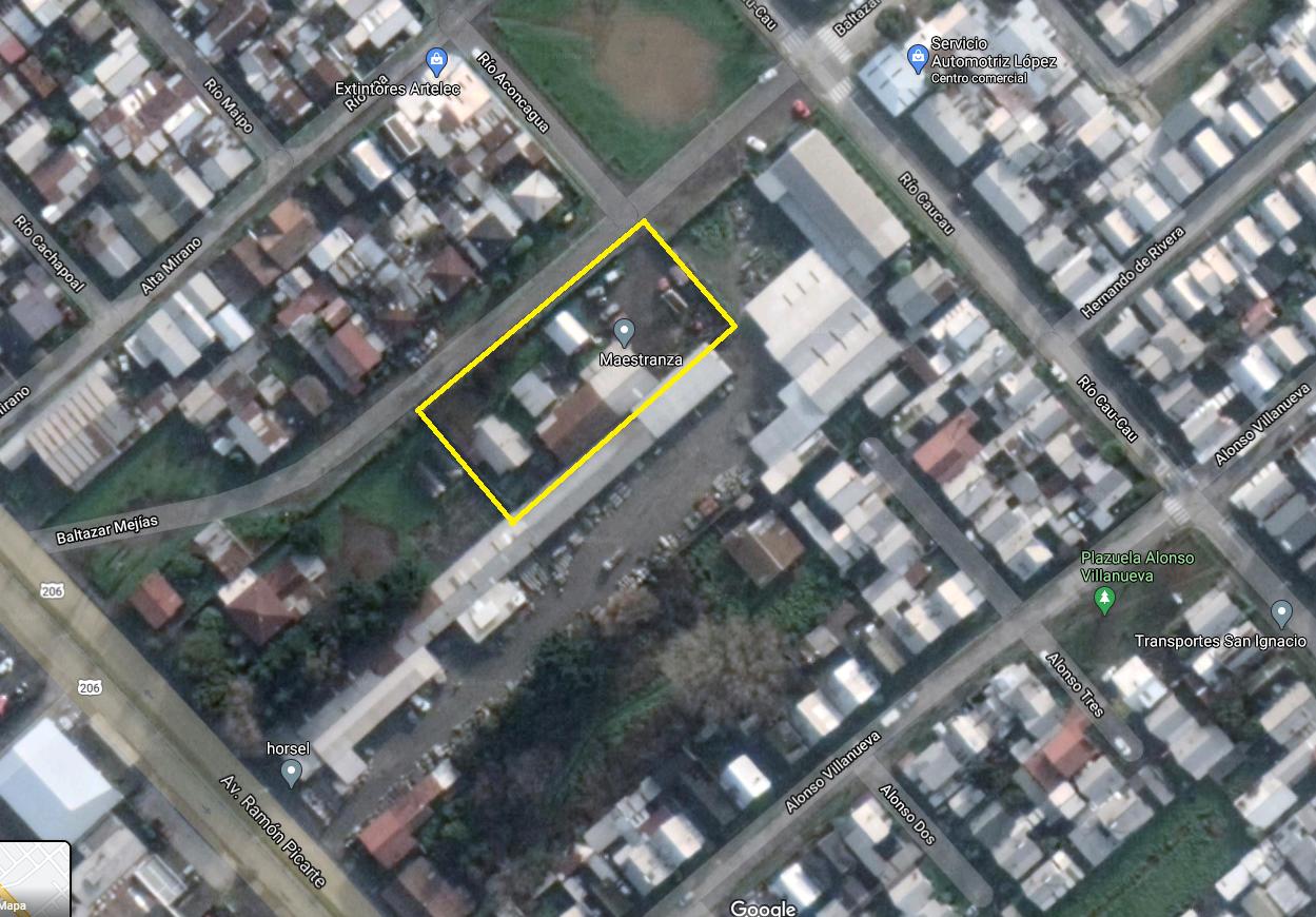 Vendo Terreno 1.700 m2